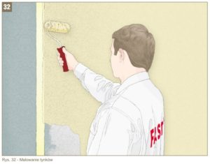 malowanie tynków